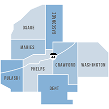 Phelps County Pha Meramec Regional Planning Commission
