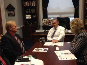 Meeting with Sen. Blaine Luetkemeyer