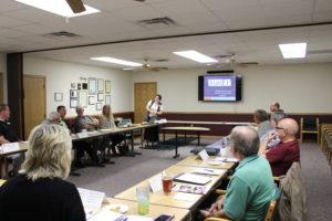 MRCF Annual Meeting 7/31/18