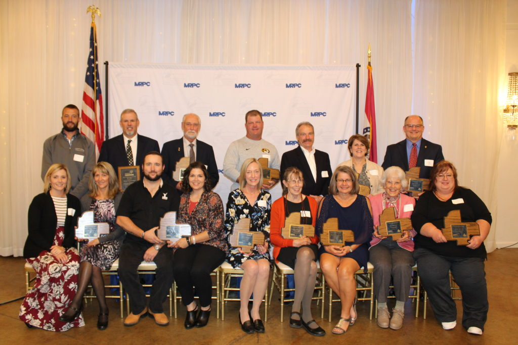 13 outstanding volunteers honored at MRPC annual dinner