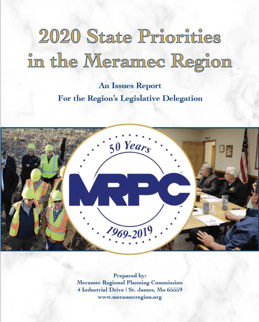 2020 State Priorities Cover